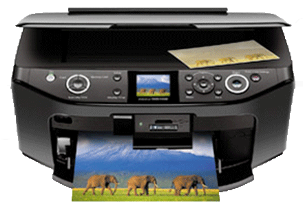 Epson Stylus Photo-RX595 setup driver support epsonconnect wireless
