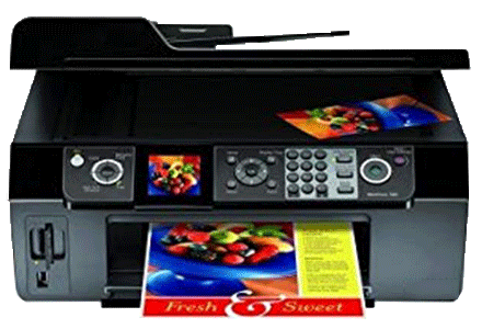 epson Workforce-310 setup driver support epsonconnect wireless