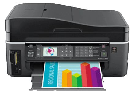 epson Workforce-600 setup driver support epsonconnect wireless