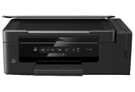 epson ET-2600 setup driver support epsonconnect wireless