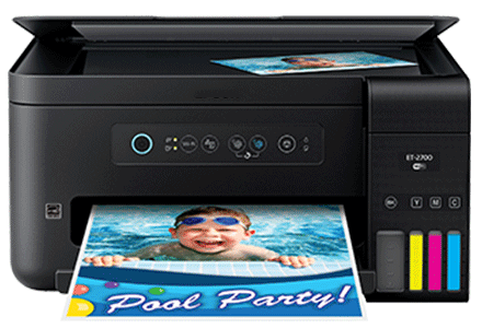 epson ET-2700 setup driver support epsonconnect wireless