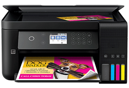 epson ET-3700 setup driver support epsonconnect wireless