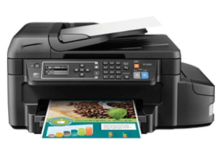 epson ET-4550 setup driver support epsonconnect wireless