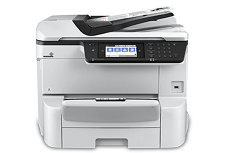 epson Workforce Pro WF-C8690 setup driver support epsonconnect wireless