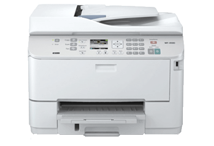 epson Workforce Pro WP-4590 setup driver support epsonconnect wireless
