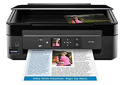epson XP-330 setup driver support epsonconnect wireless