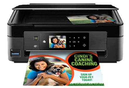 epson XP-430 setup driver support epsonconnect wireless