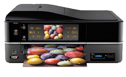 epson Artisan-835 setup driver support epson connect wireless