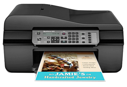 epson Workforce-323 setup driver support epsonconnect wireless