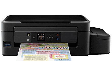 epson ET-2500 setup driver support epsonconnect wireless