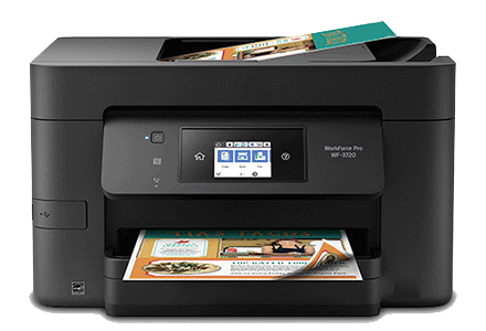 epson Workforce Pro WF-3720 setup driver support epsonconnect wireless