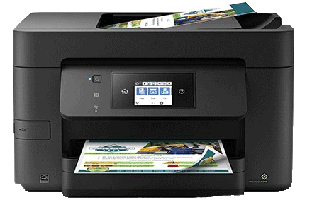 epson Workforce Pro WF-4720 setup driver support epsonconnect wireless