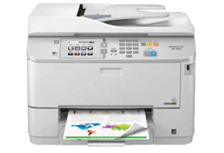 epson Workforce Pro WF-5620 setup driver support epsonconnect wireless