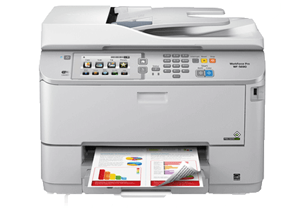 epson Workforce Pro WF-5690 setup driver support epsonconnect wireless