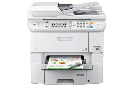 epson Workforce Pro WF-6590 setup driver support epsonconnect wireless