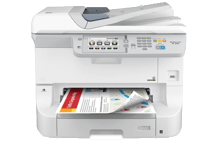 epson Workforce Pro WF-8590 setup driver support epsonconnect wireless