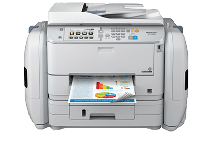 epson Workforce Pro WF-r5690 setup driver support epsonconnect wireless