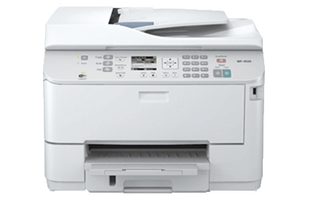 epson Workforce Pro WP-4533 setup driver support epsonconnect wireless