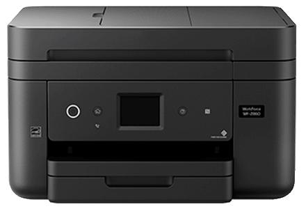 epson Workforce WF-2860 setup driver support epsonconnect wireless