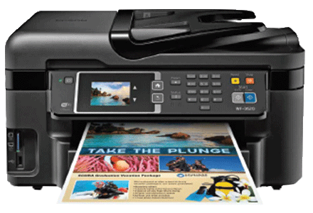 epson Workforce WF-3620 setup driver support epsonconnect wireless