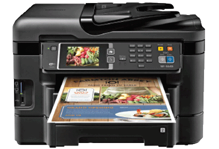 epson Workforce WF-3640 setup driver support epsonconnect wireless