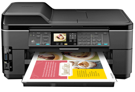 epson Workforce WF-7510 setup driver support epsonconnect wireless