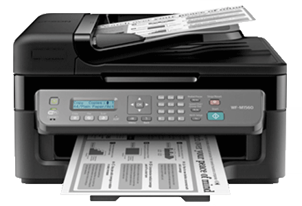 epson Workforce WF-M1560 setup driver support epsonconnect wireless