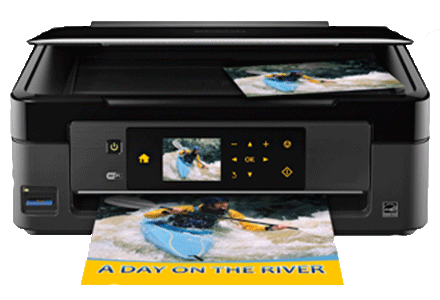 epson XP-410 setup driver support epson connect wireless