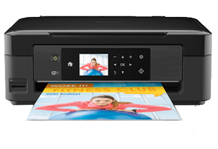 epson XP-420 setup driver support epson connect wireless