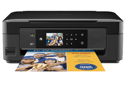 epson XP-424 setup driver support epson connect wireless