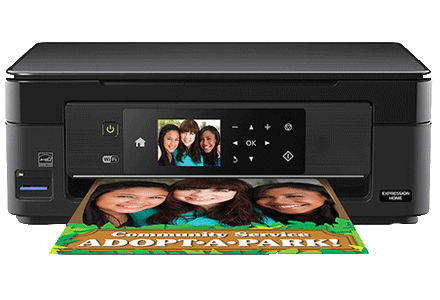epson XP-446 setup driver support epsonconnect wireless