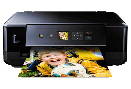 epson XP-520 setup driver support epson connect wireless
