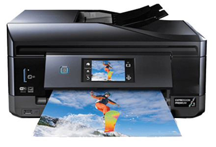 epson XP-830 setup driver support epson connect wireless