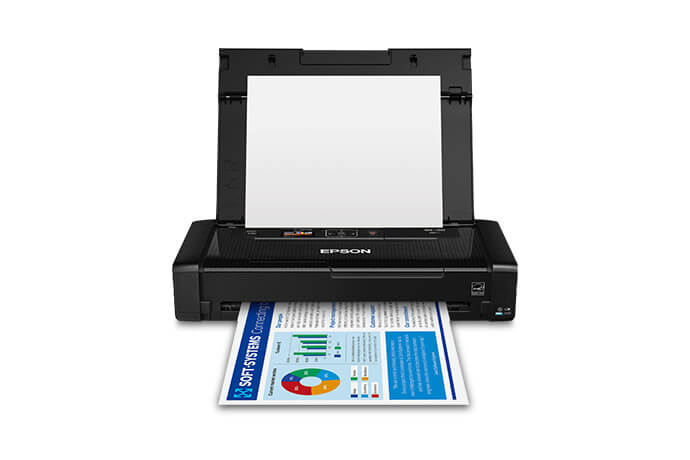 epson Workforce WF-100 setup driver support epsonconnect wireless
