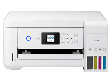 epson ET-2760 setup driver support epsonconnect wireless