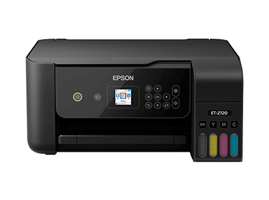 epson ET-2720 setup driver support epsonconnect wireless