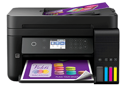 epson ET-3750 setup driver support epsonconnect wireless