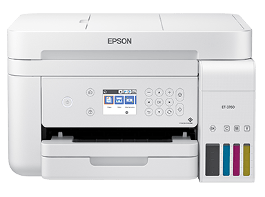 epson ET-3710 setup driver support epsonconnect wireless